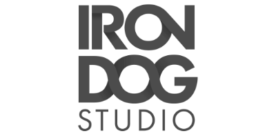 Iron Dog Studios Logo